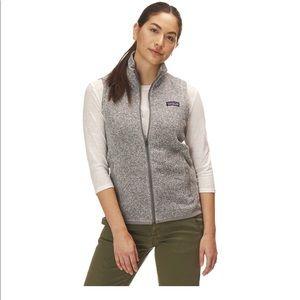Patagonia • Better Sweater Fleece Gray Vest